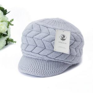HINDAWI Autumn Winter Cap
