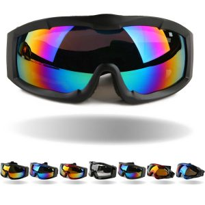 Tactical Windproof Cycling Googles Uv400