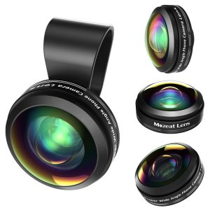 Mozeat Lens 238 Degree Super Wide Angle Fisheye lens