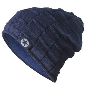 Bodvera Winter Knit Wool Warm Hat