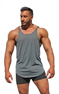 Physique Bodyware Mens Y Back Stringer Tank Top