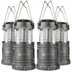 Active Research Water Resistant LED Lantern