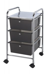 Blue Hills Studio Rolling Storage Cart