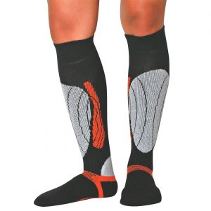Elite Wool Race Ski Socks - Warm Comfortable Snowboard