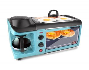 Maximatic 3-in-1 Deluxe Breakfast Station