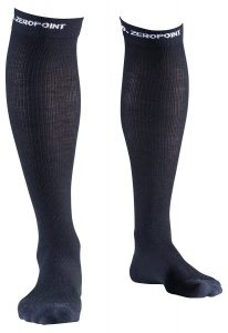 Zero Point- Merino Wool Compression Socks