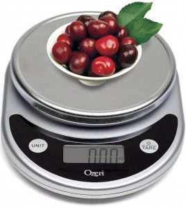 Digital Multifunction Kitchen Food Scale by Ozeri