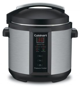 Electric Pressure Cooker by Cuisinart