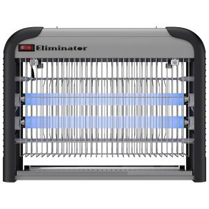 Electronic Fly And Bug Zapper by Eliminator