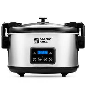 Quart Slow Cooker by Magic Mill