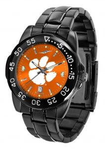 Clemson Tigers Men's Watch by SunTime