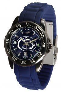 Penn State Nittany Lions Silicone Men's Watch by SunTime