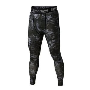 Men's Compression Pants by Smartdoo