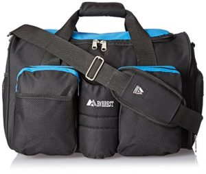 Gym Bag With Wet Pocket by Everest