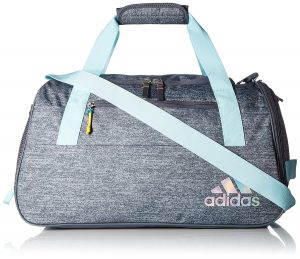 Squad III Duffel Bag by Adidas