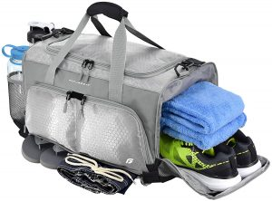 Ultimate Gym Bag by FocusGear