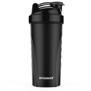 Protein Shaker Bottle by JoyShaker