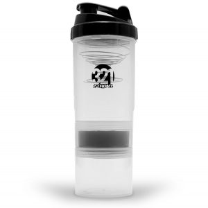 Protein Shaker by 321 Strong
