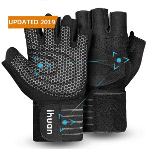 Unisex Workout Gloves by ihuan