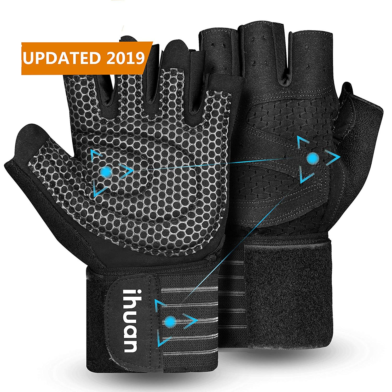 Lebboulder Workout Gloves: 10 Best Quality Workout Gloves Review In 2019