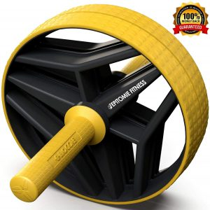Core Ab Roller Wheel by Epitomie Fitness