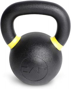 Cast Iron Competition Kettlebell by CAP Barbell